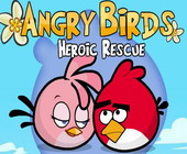 Angry Birds Heroische Redding
