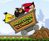 Angry Birds Railroad